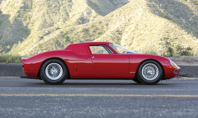 1964 Ferrari 250 LM 5