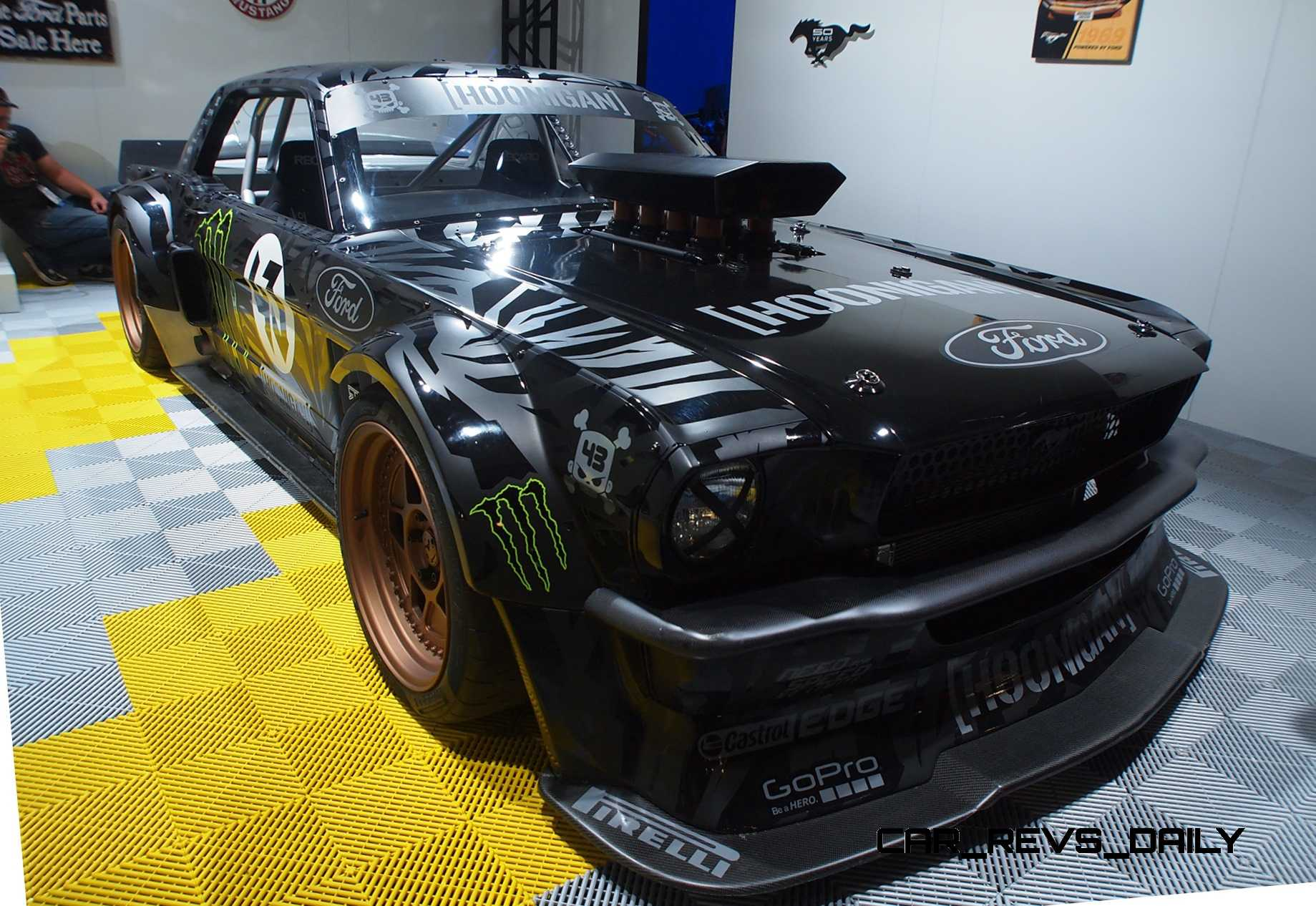 Ford Mustang Hoonicorn By Rtr And Autosport Dynamics