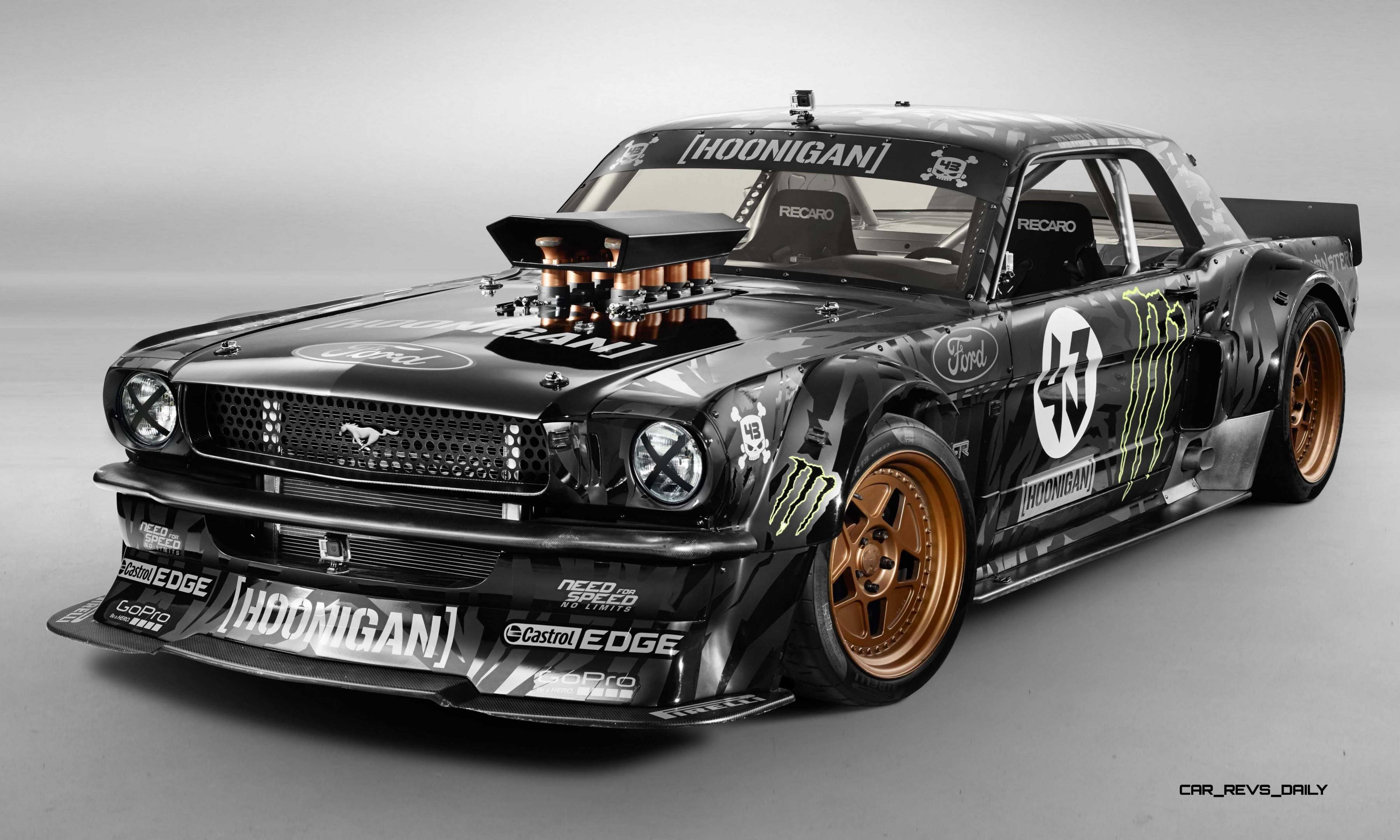 ford mustang hoonicorn by rtr and autosport dynamics. Black Bedroom Furniture Sets. Home Design Ideas