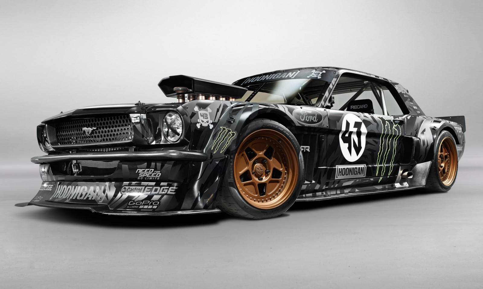Mustang Hoonicorn