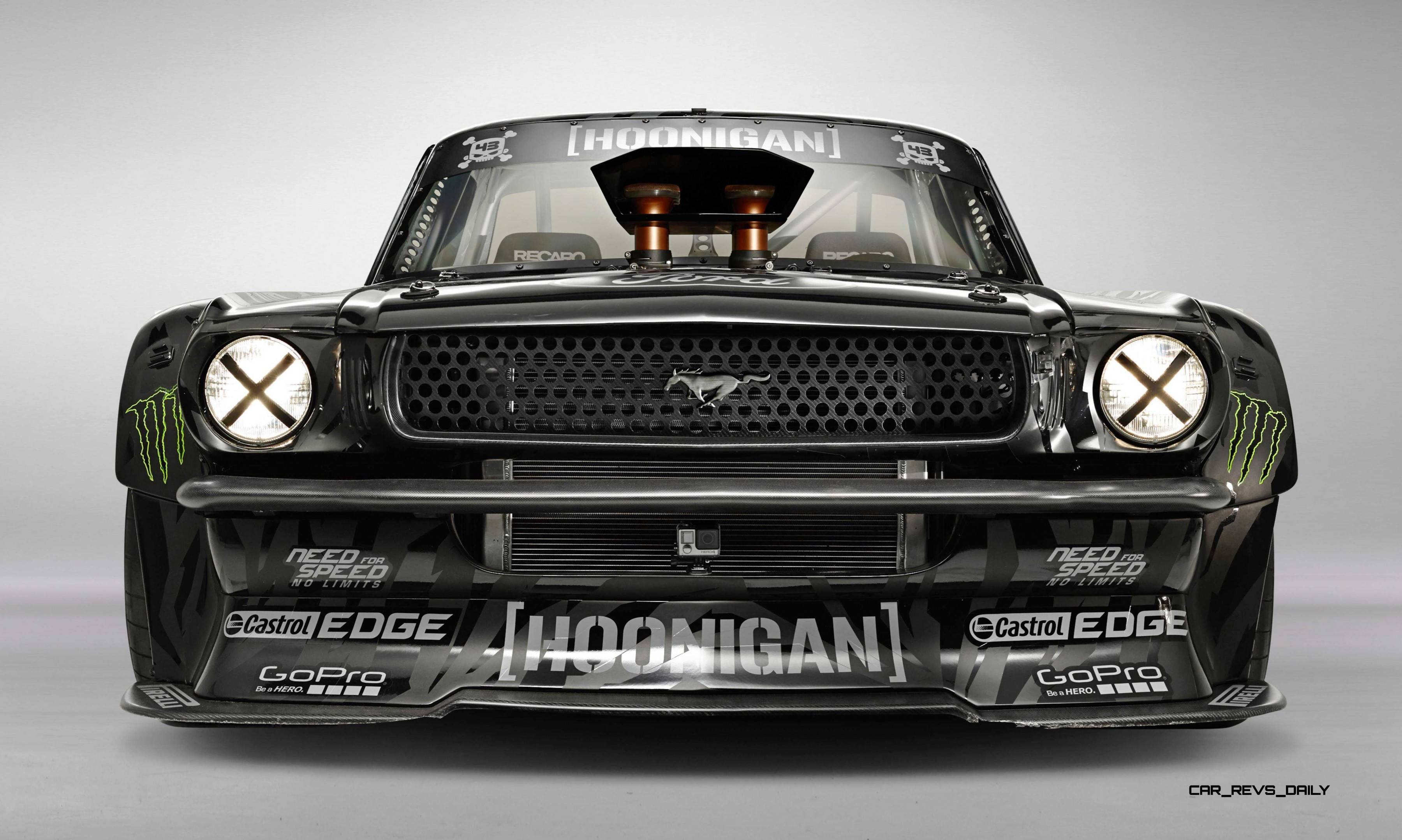 Best of sema 2014 825hp 1965 ford mustang hoonicorn by rtr and autosport dynamics