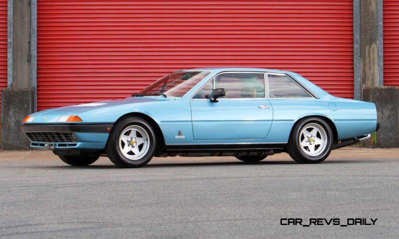 1982 Ferrari 400i 1