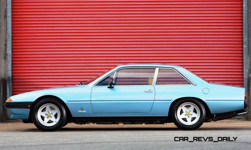 1982 Ferrari 400i 5
