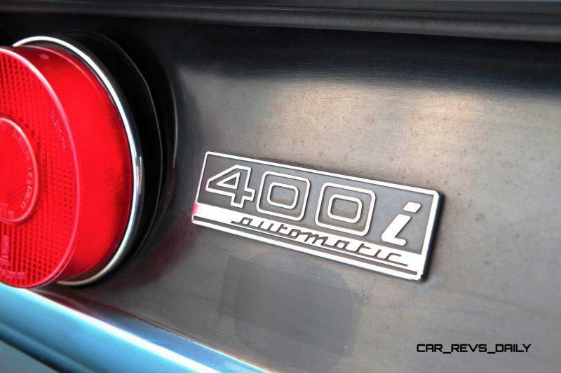 1982 Ferrari 400i 7