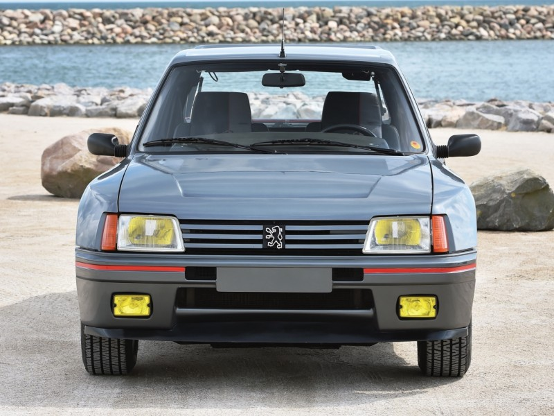 1984 peugeot 205 turbo 16 is most valuable post war pug. Black Bedroom Furniture Sets. Home Design Ideas