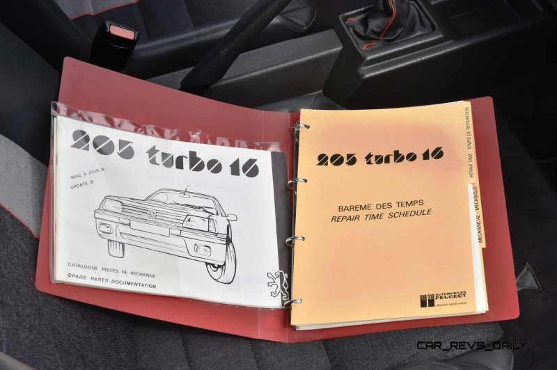 1984 Peugeot 205 Turbo 16 19