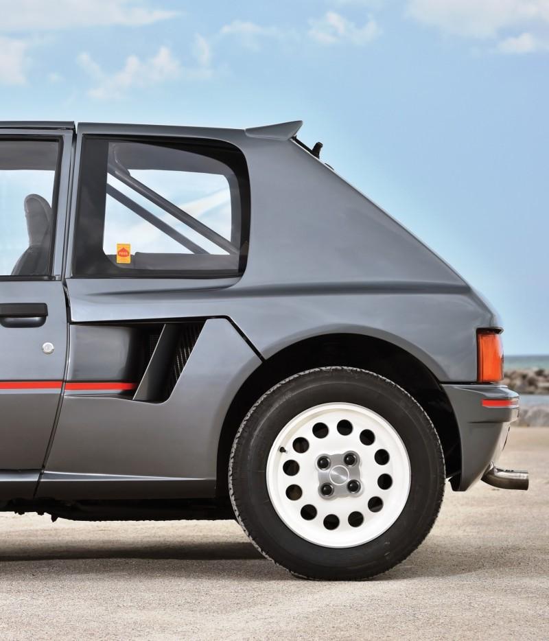 1984 Peugeot 205 Turbo 16 20