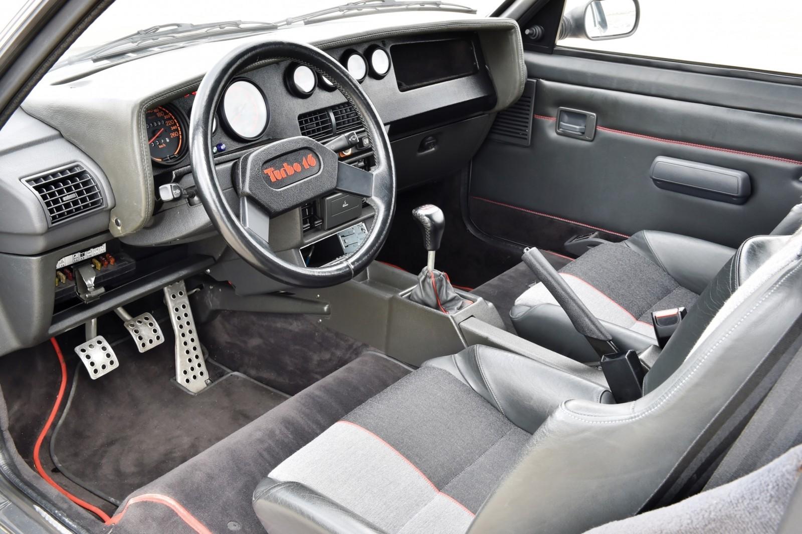 1984 Peugeot 205 Turbo 16 4