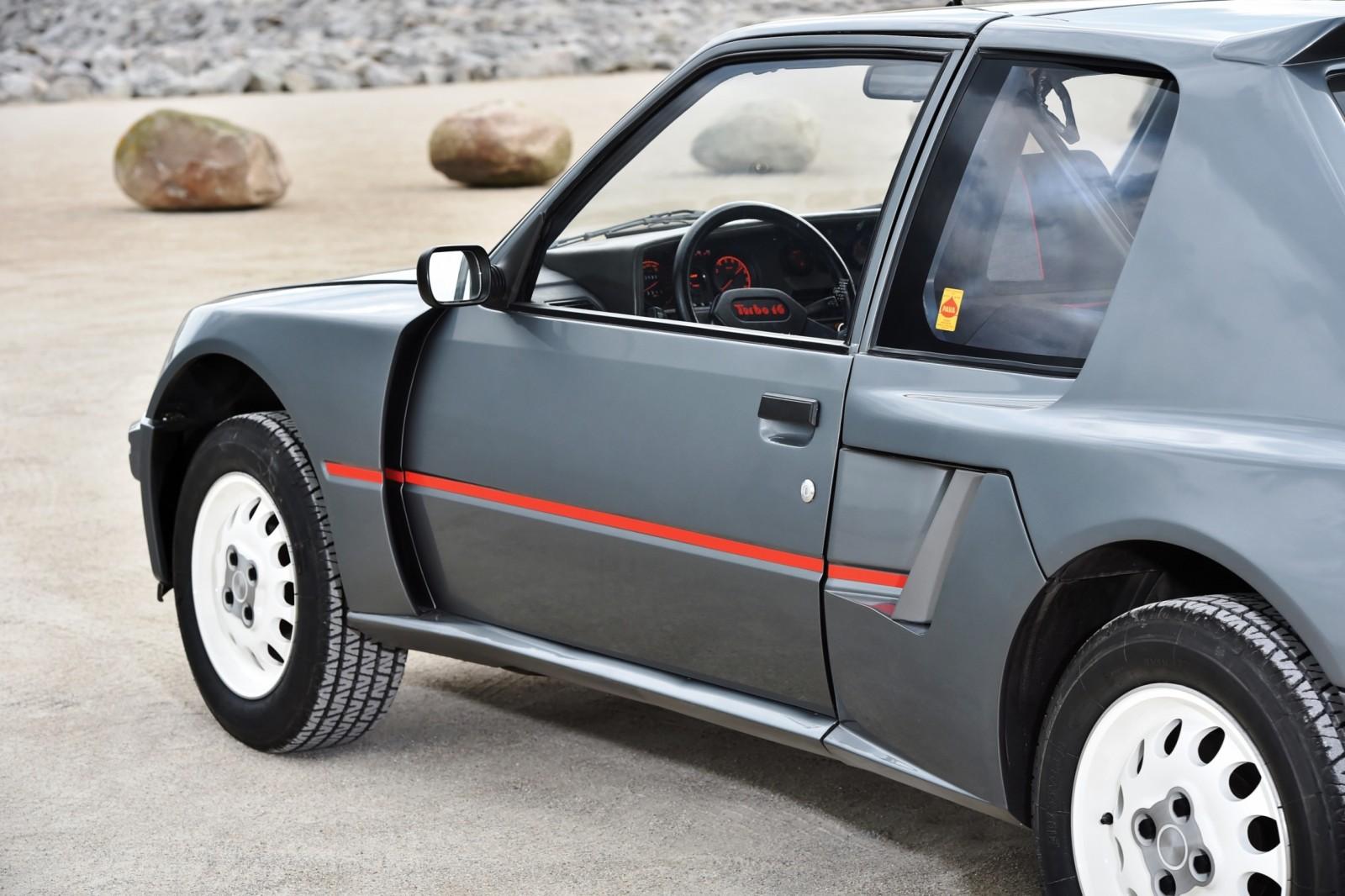 1984 Peugeot 205 Turbo 16 9