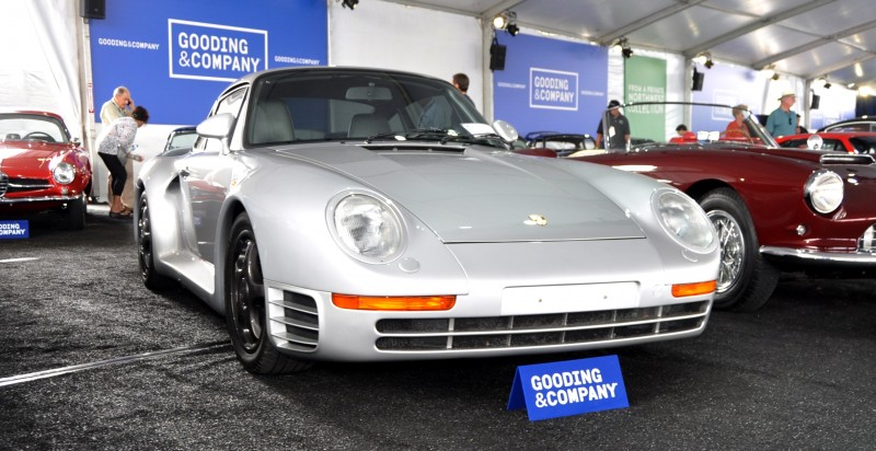 1988 Porsche 959 Komfort 10