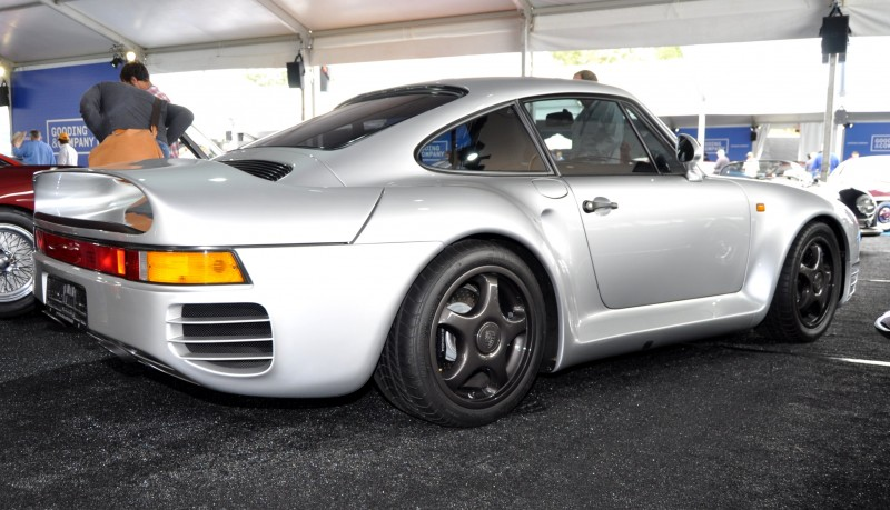 1988 Porsche 959 Komfort 14
