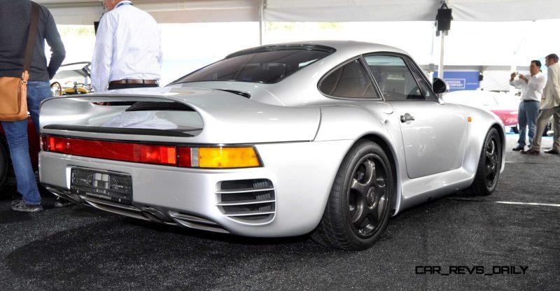 1988 Porsche 959 Komfort 15