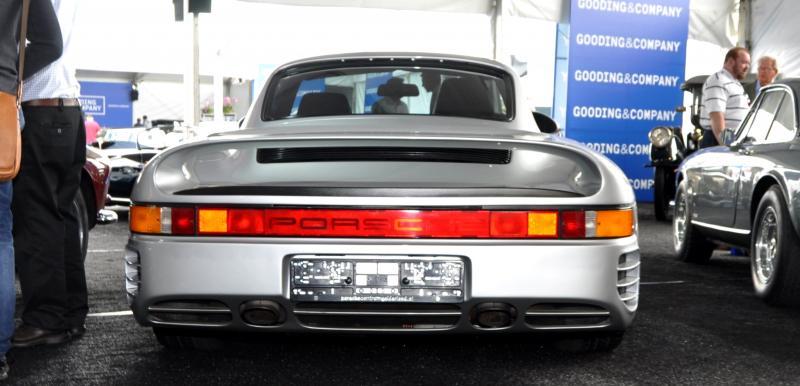 1988 Porsche 959 Komfort 18