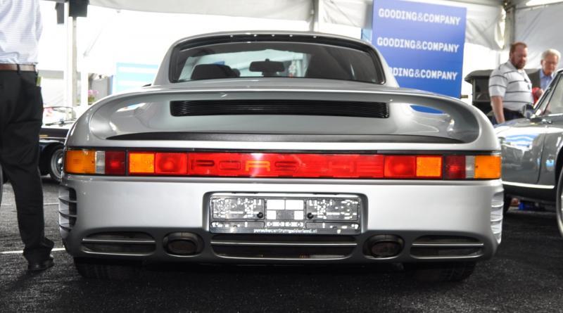 1988 Porsche 959 Komfort 19