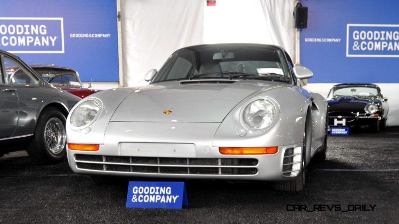 1988 Porsche 959 Komfort 2