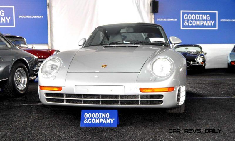 1988 Porsche 959 Komfort 3