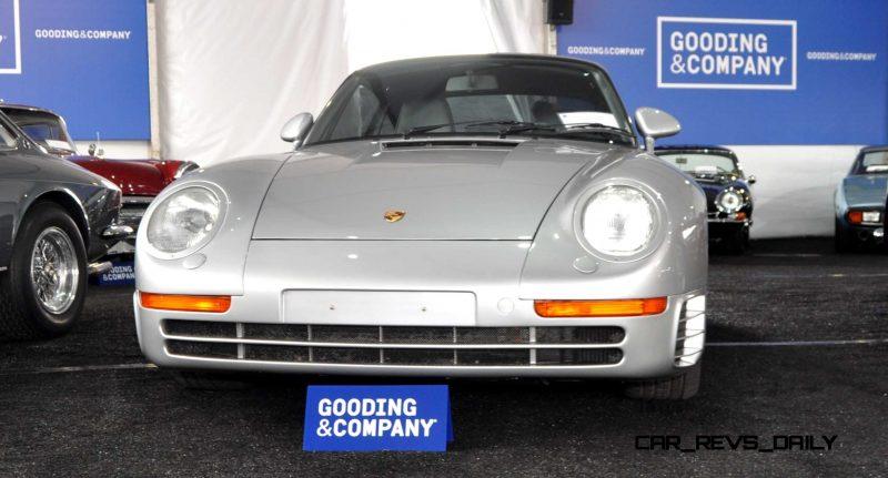 1988 Porsche 959 Komfort 4