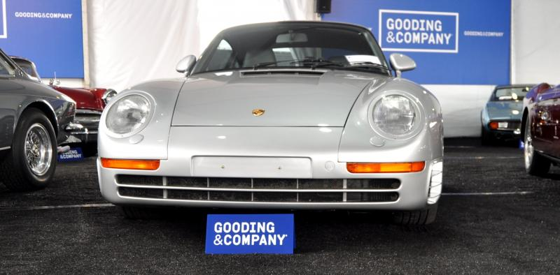 1988 Porsche 959 Komfort 5