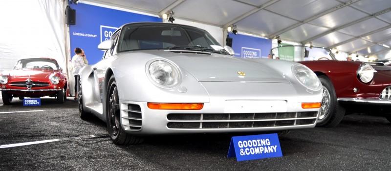 1988 Porsche 959 Komfort 9