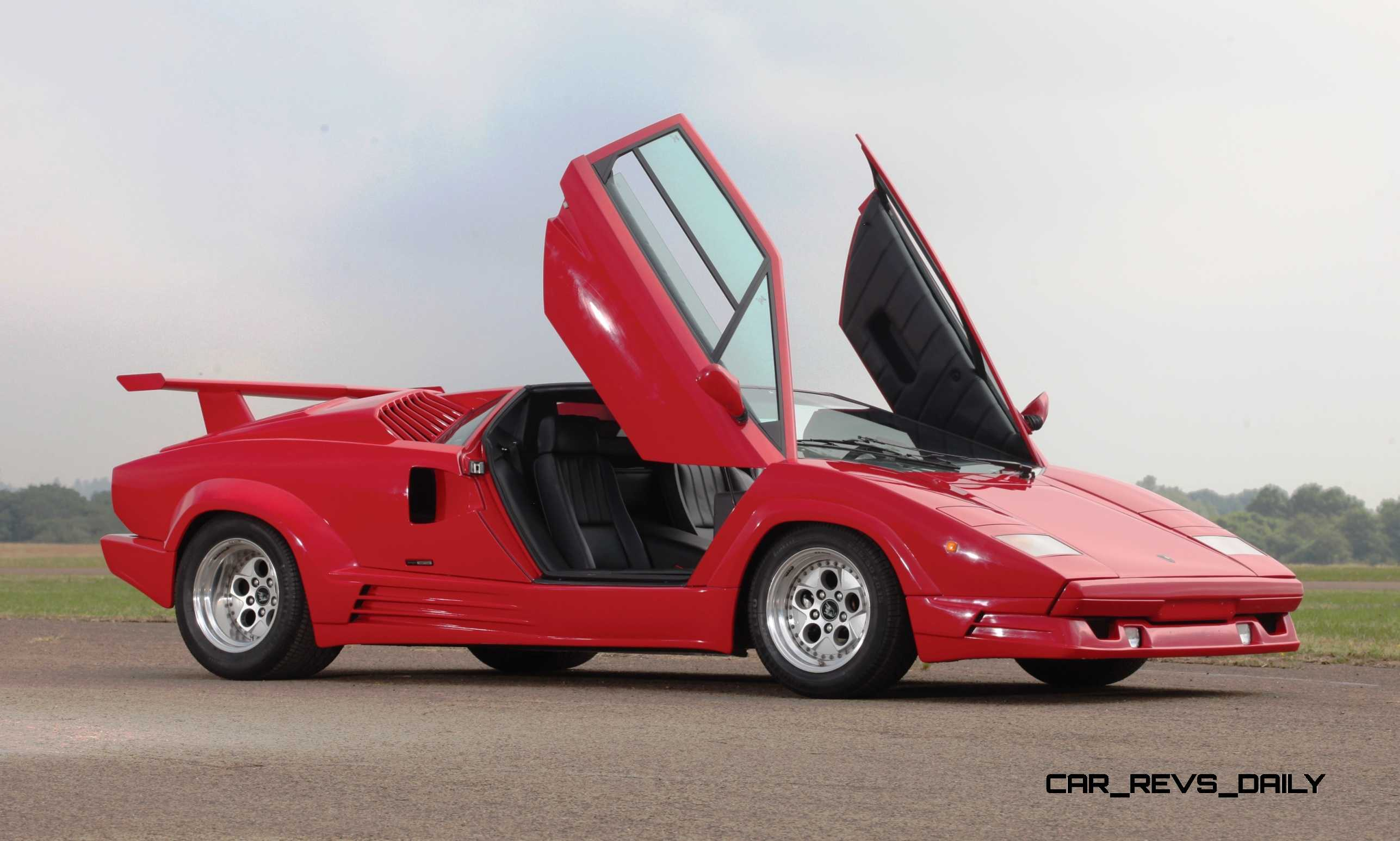 1990 lamborghini countach 25th anniversary edition 17. Black Bedroom Furniture Sets. Home Design Ideas