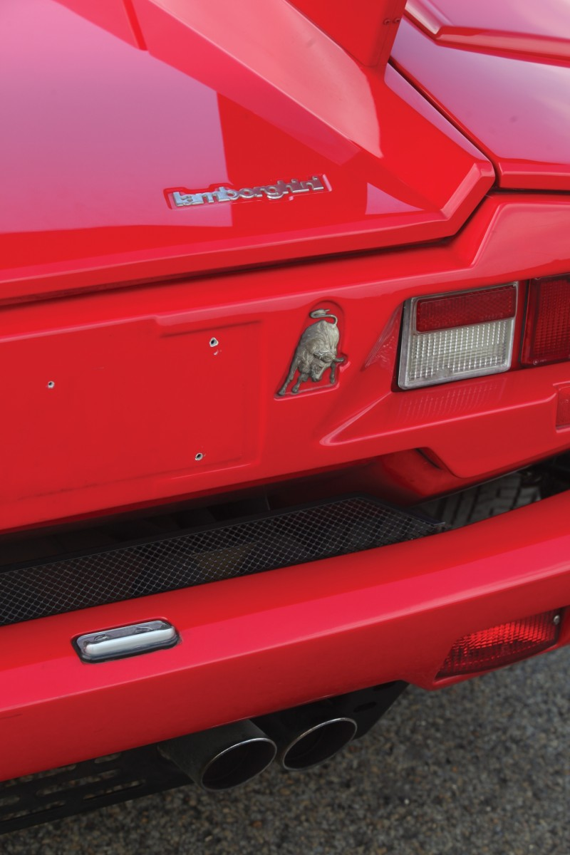 1990 Lamborghini Countach 25th Anniversary Edition 7