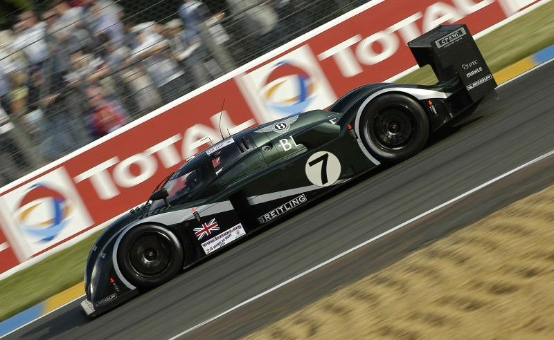 2001 Bentley Speed 8 LMP1 11