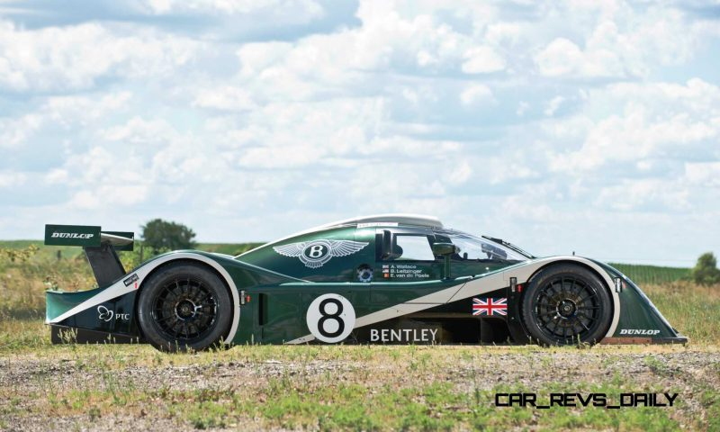 2001 Bentley Speed 8 LMP1 33