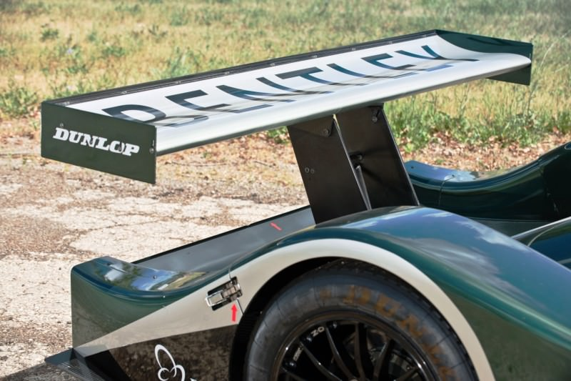 2001 Bentley Speed 8 LMP1 40