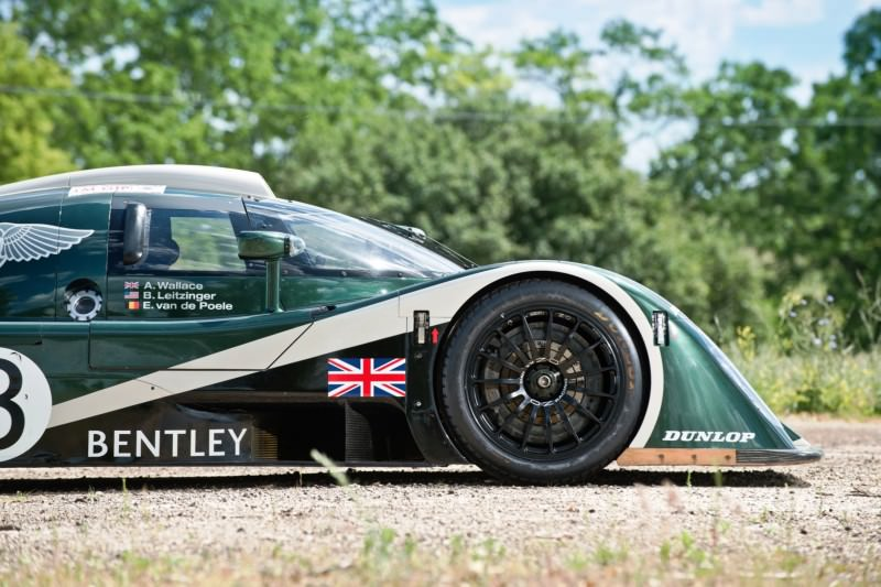 2001 Bentley Speed 8 LMP1 43