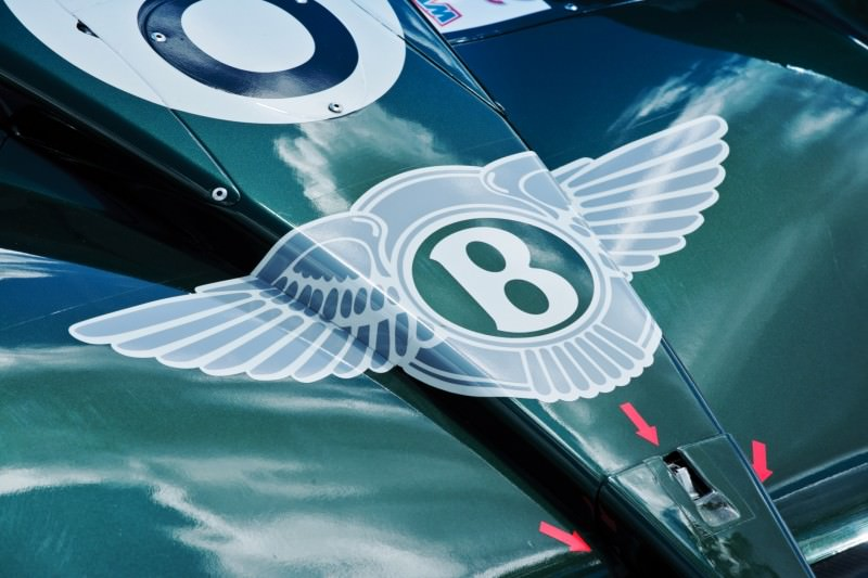 2001 Bentley Speed 8 LMP1 44