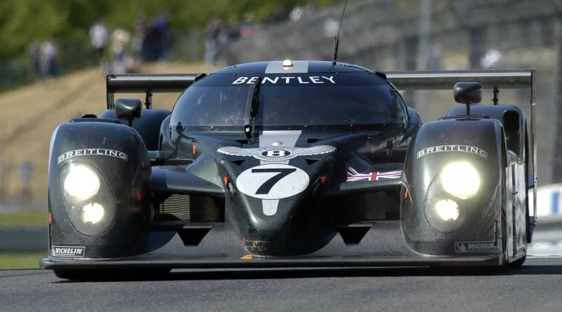 2001 Bentley Speed 8 LMP1 8