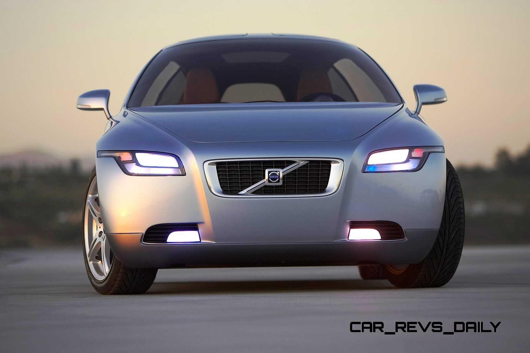 Concept Flashback - 2005 Volvo 3CC