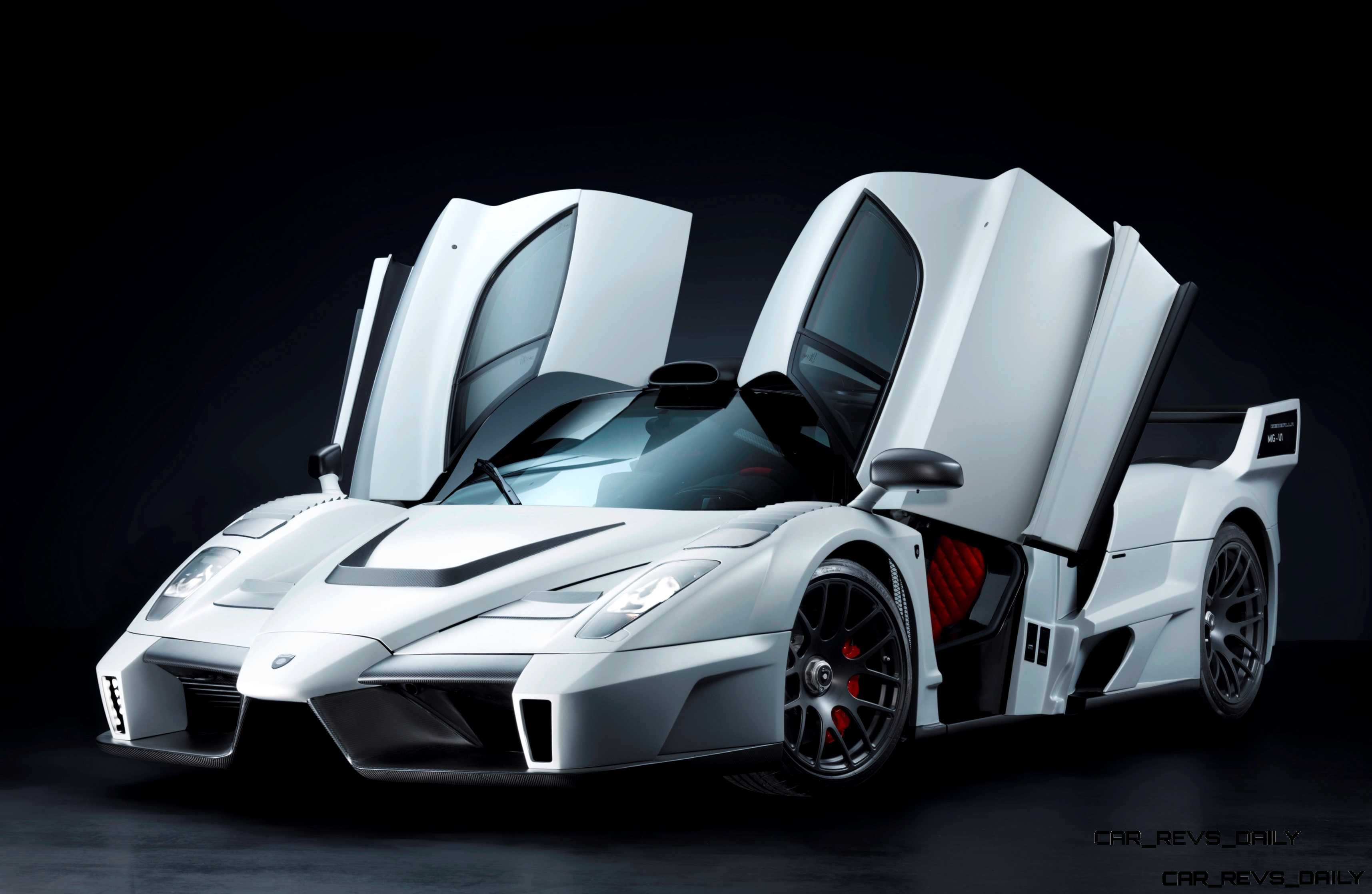 2010 GEMBALLA MIG-U1 Is Easily Most-Outrageous Enzo Ferrari Custom EVER!