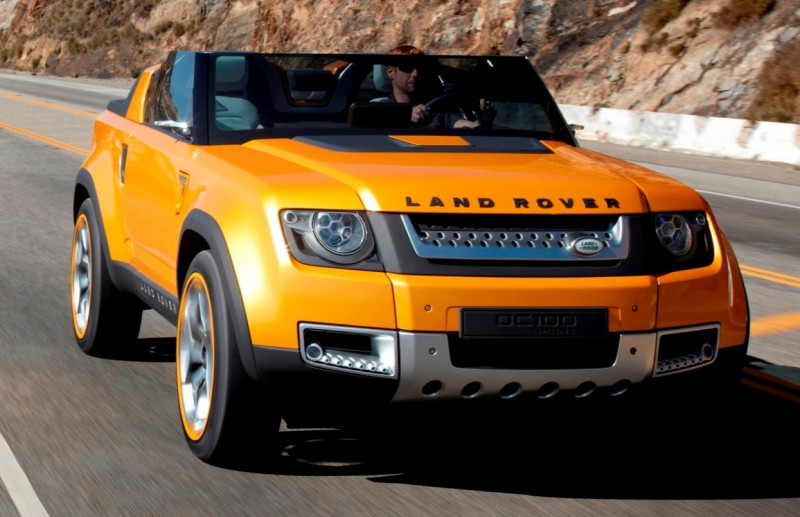2011 Land Rover DC100 Sport 59