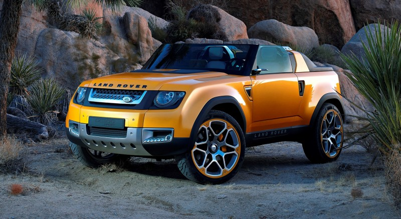 2011 Land Rover DC100 Sport 61