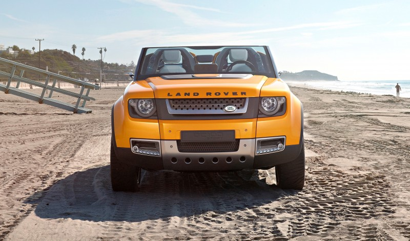 2011 Land Rover DC100 Sport 63