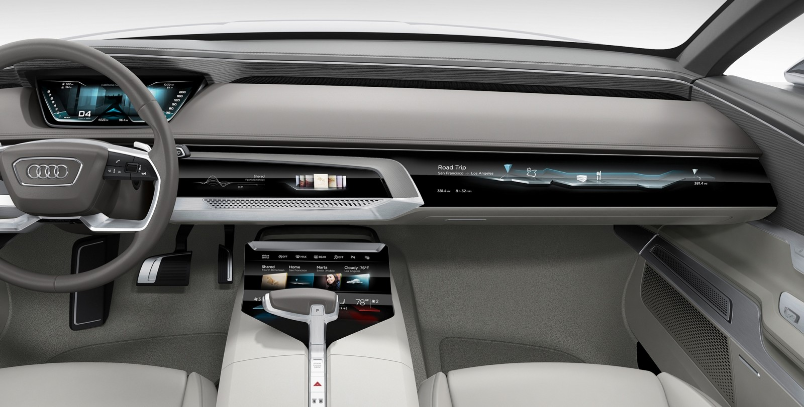 2014 Audi Prologue Concept 11