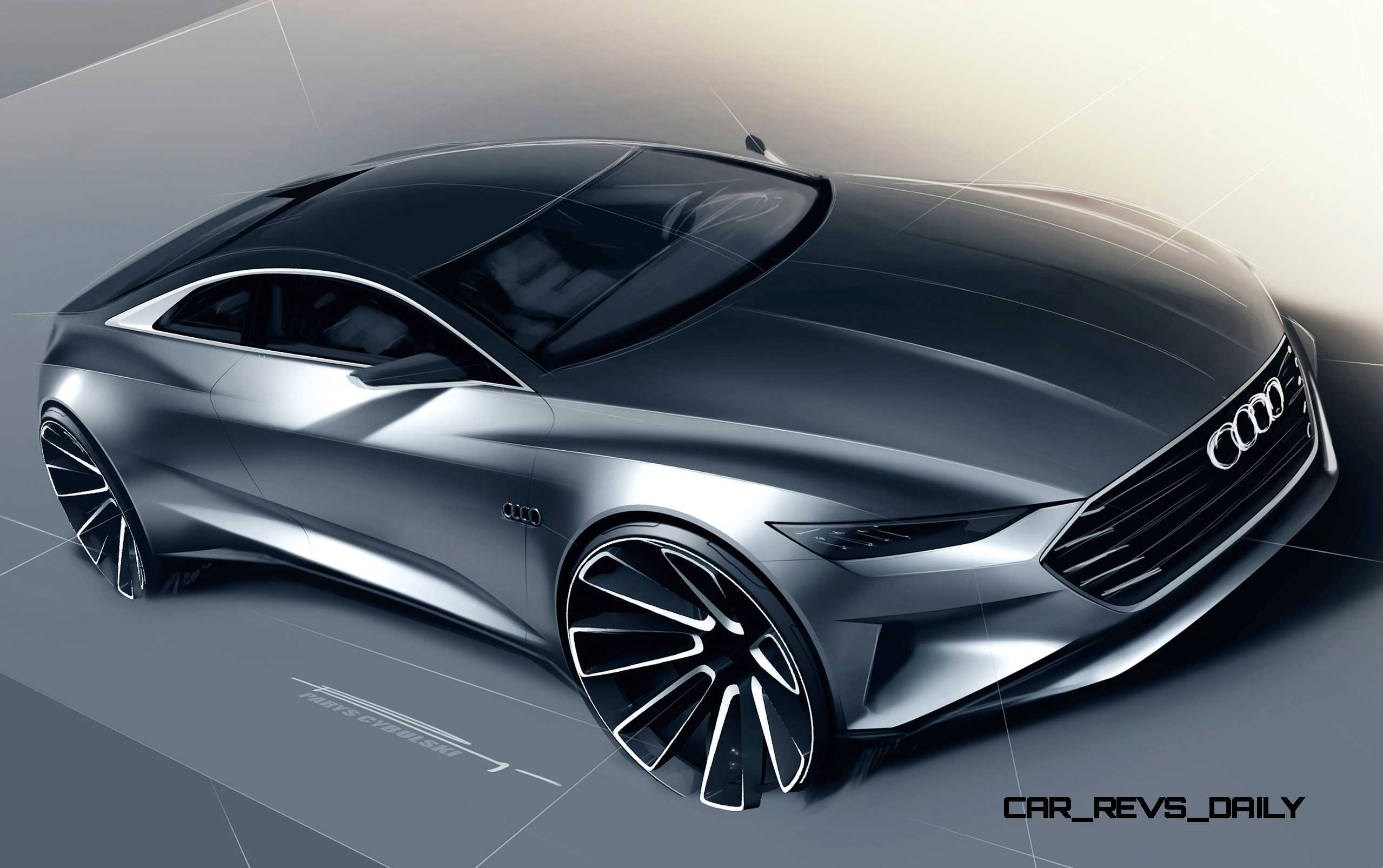2014 Audi Prologue Concept 2