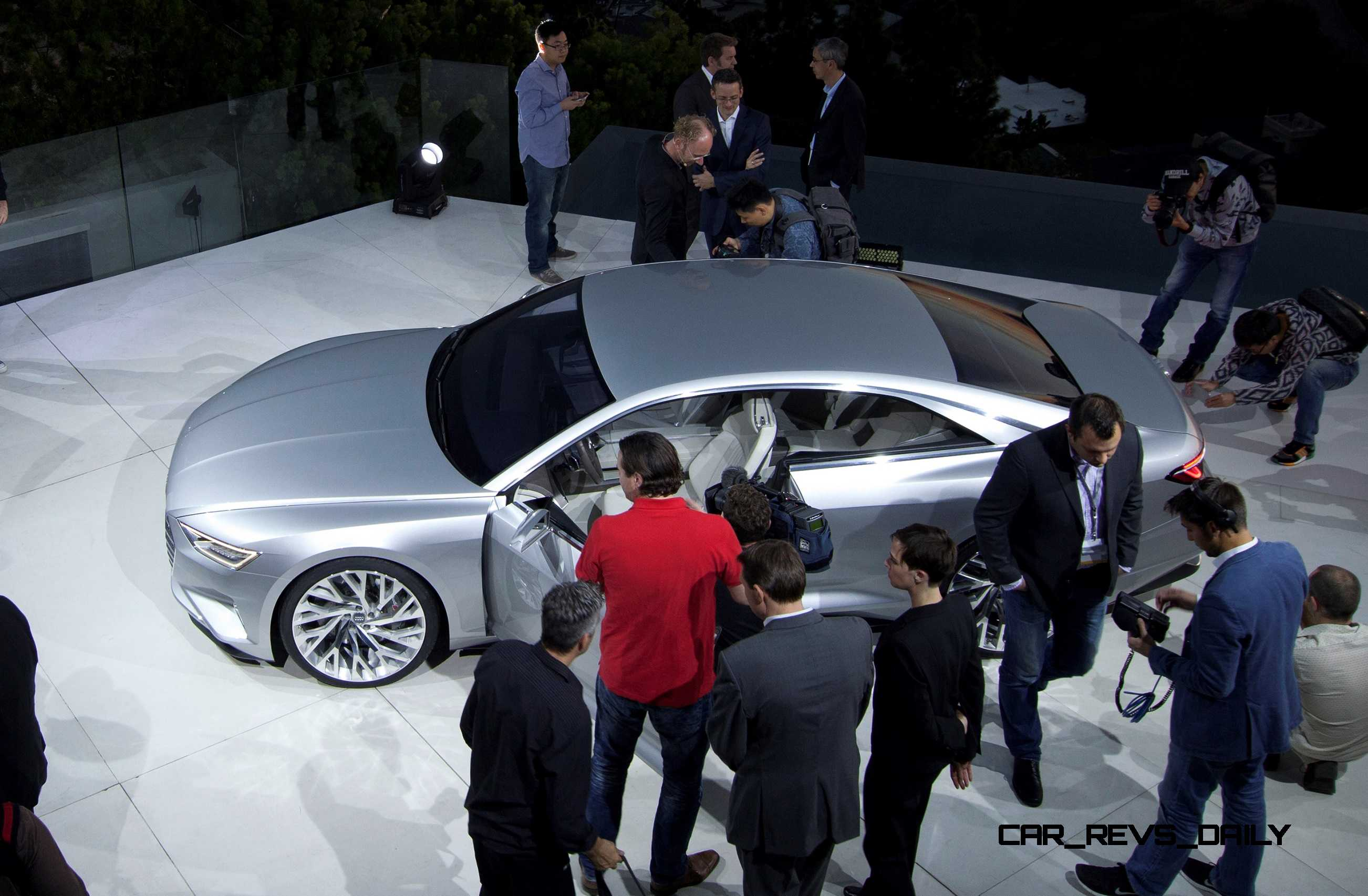 2014 Audi Prologue Concept 31