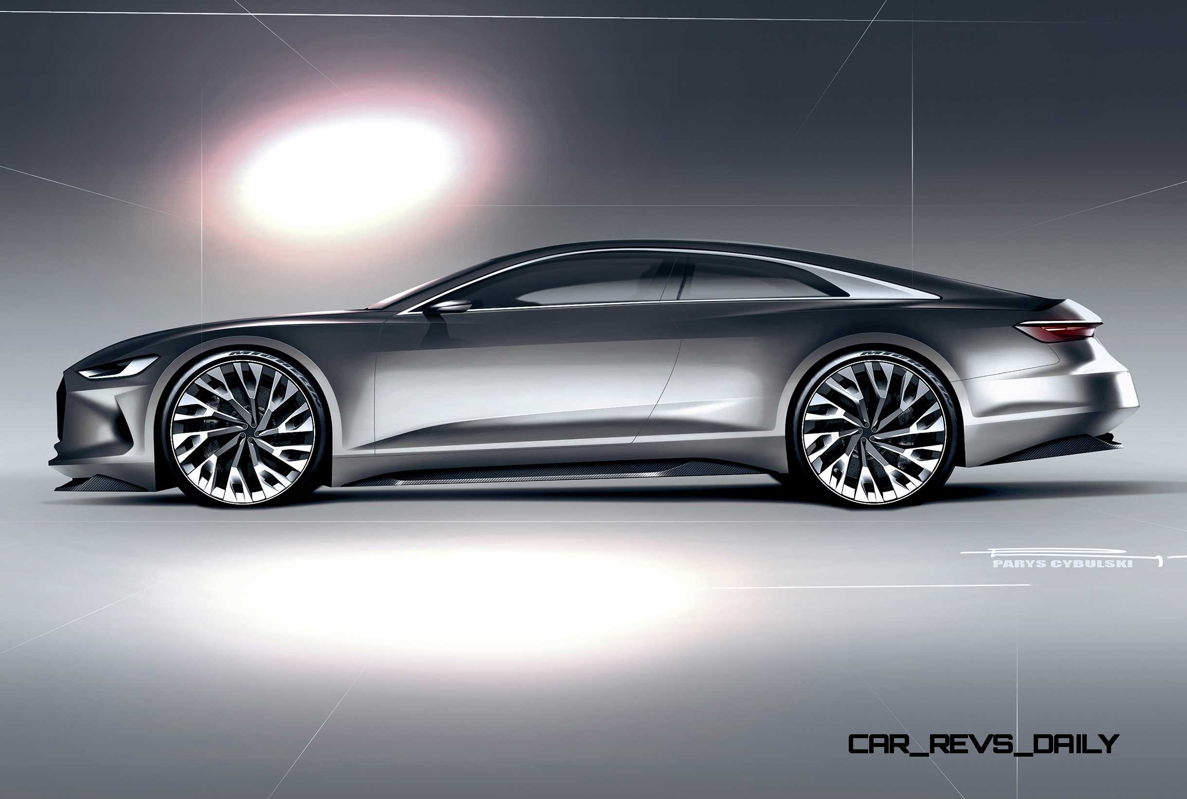 2014 Audi Prologue Concept 5
