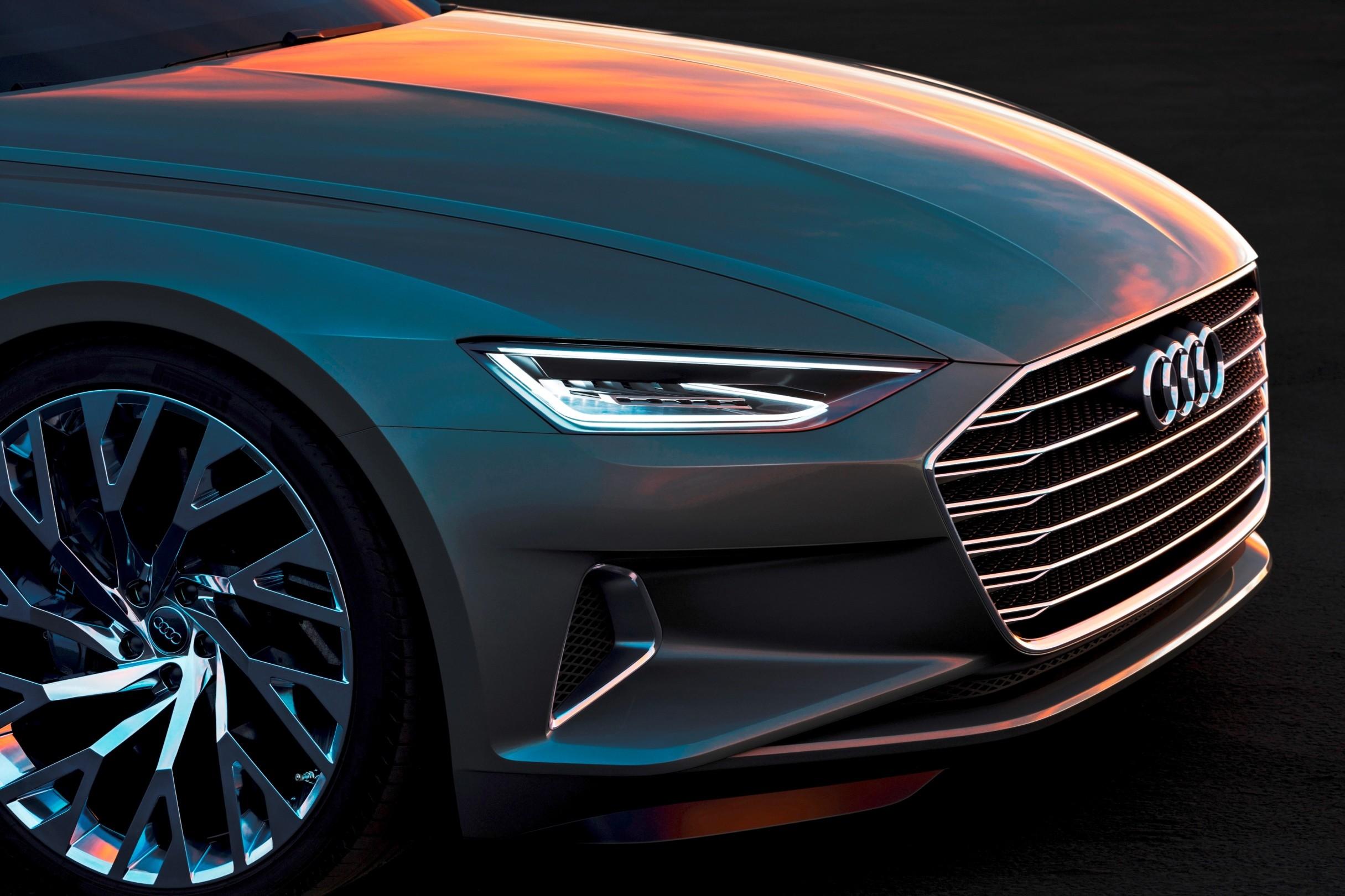 2014 Audi Prologue is Worst of LA 2014 15