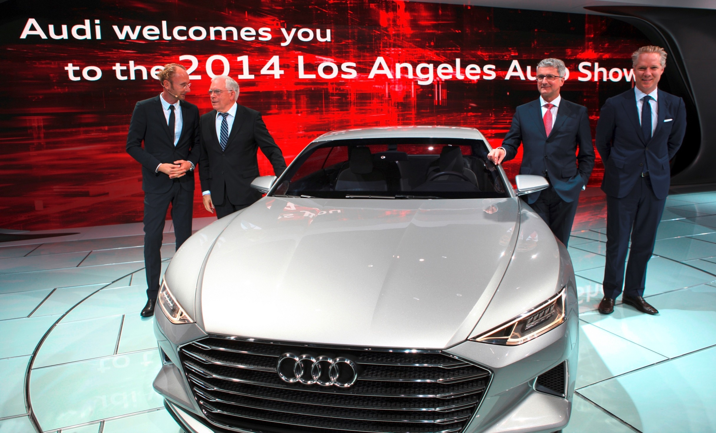 2014 Audi Prologue is Worst of LA 2014 34