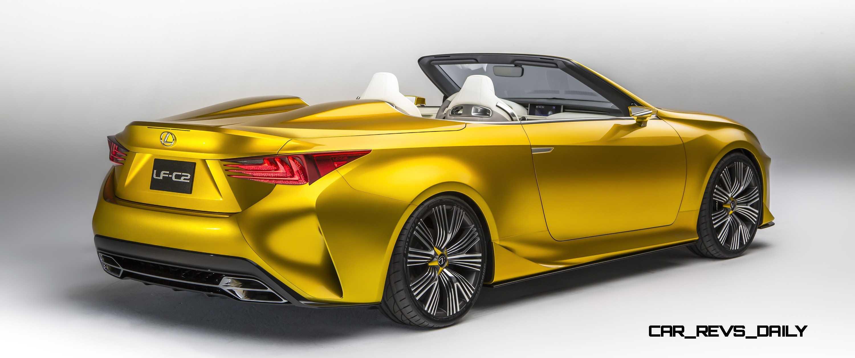 2014 Lexus LFC2 Concept 11