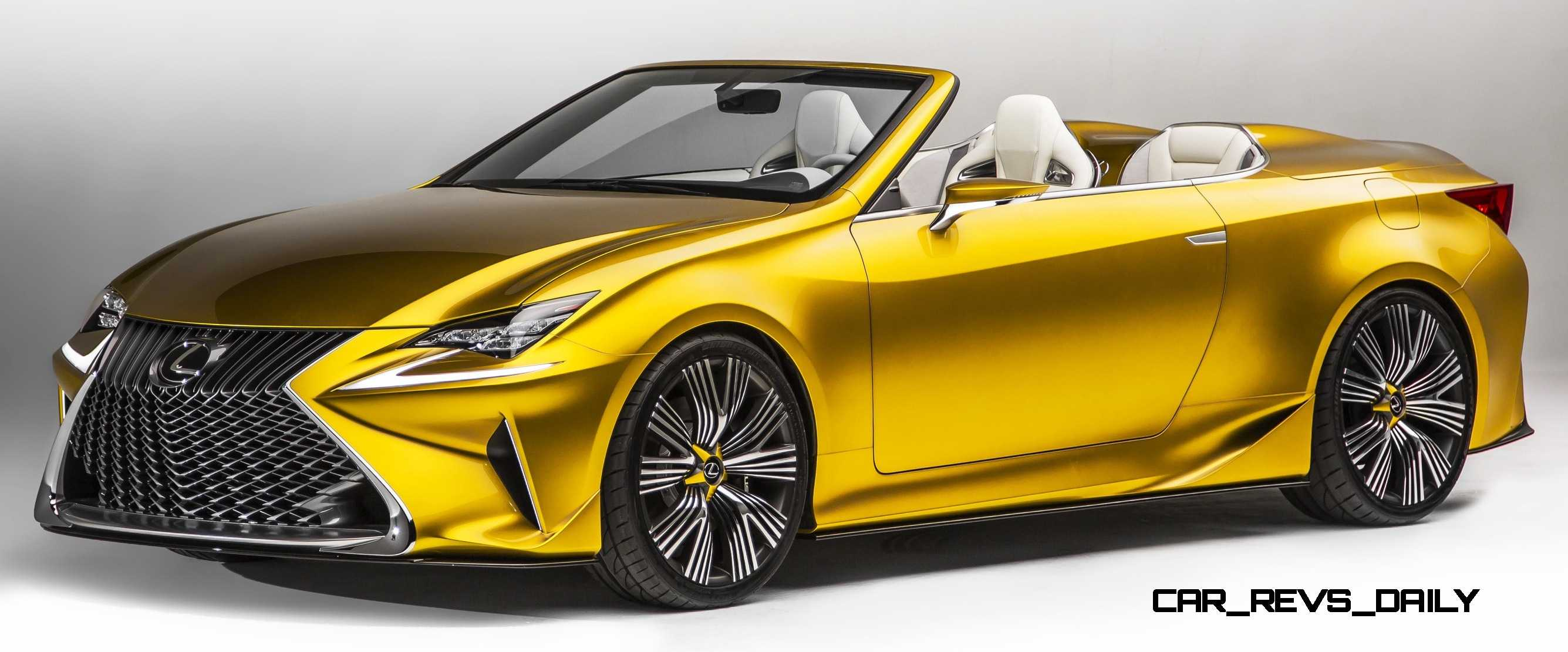 2014 lexus lfc2 concept cabrio is truly miraculous a design so beautiful it makes audi weep. Black Bedroom Furniture Sets. Home Design Ideas