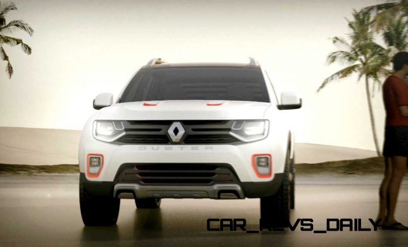 2014 Renault-Dacia DUSTER OROCH 4WD Pickup-Truck 14