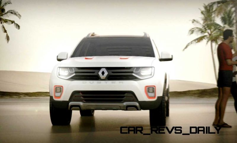 2014 Renault-Dacia DUSTER OROCH 4WD Pickup-Truck 17