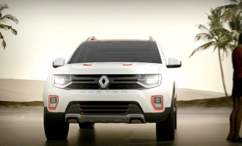 2014 Renault-Dacia DUSTER OROCH 4WD Pickup-Truck 18