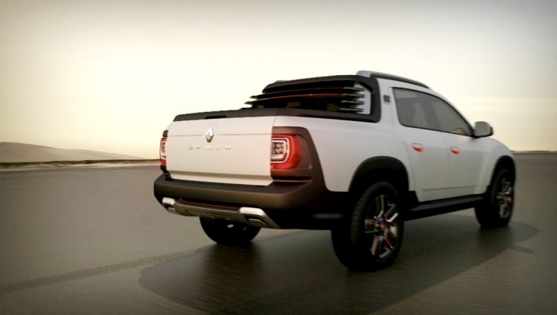 2014 Renault-Dacia DUSTER OROCH 4WD Pickup-Truck 26