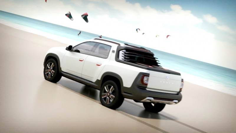2014 Renault-Dacia DUSTER OROCH 4WD Pickup-Truck 27