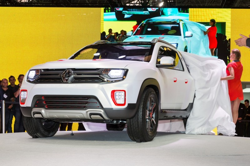 2014 Renault-Dacia DUSTER OROCH 4WD Pickup-Truck 3
